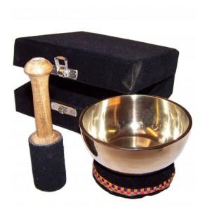Brass Singing Bowl Gift Set
