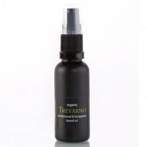 Organic Trevarno Sandalwood & Bergamot Beard Oil