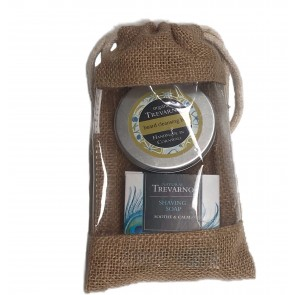 Organic Trevarno Beard Care Set
