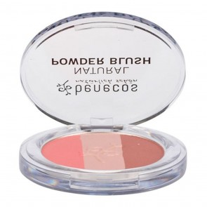 Benecos Natural Powder Blush Trio Fall in Love