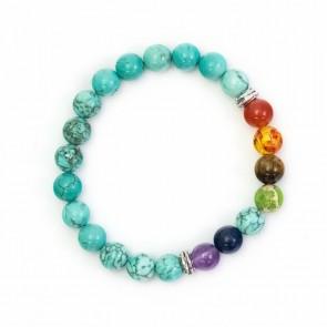 Chakra Bracelet Turquoise