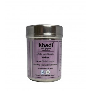 Khadi Herbal Face Mask Vetiver