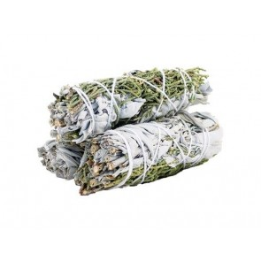 White Sage & Juniper Stick 10cm
