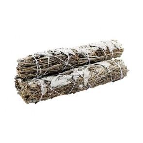 White Sage & Lavender Smudge Stick 22.5cm
