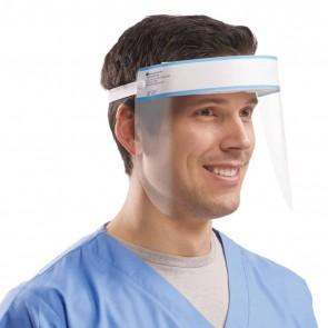 Plastic Face Shield Visor